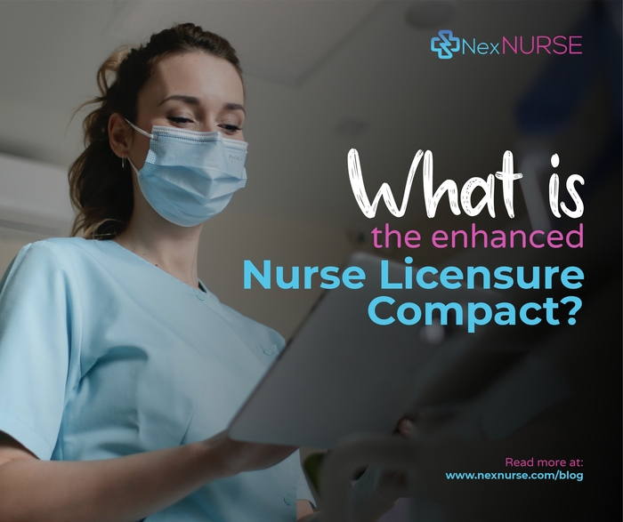What is the Enhanced Nurse Licensure Compact?