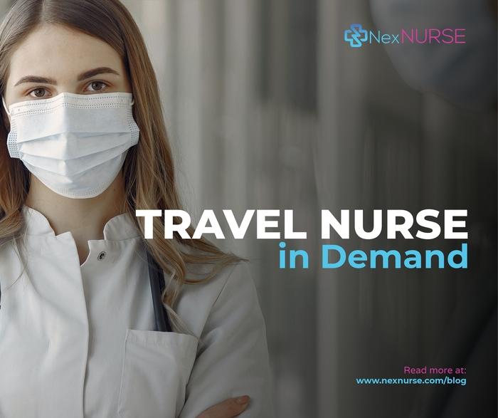 Travel Nurses in Demand